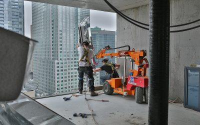 Monteur mécanicien (vitrier)